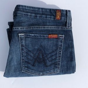 7 For All Mankind Jeans 'At Pocket